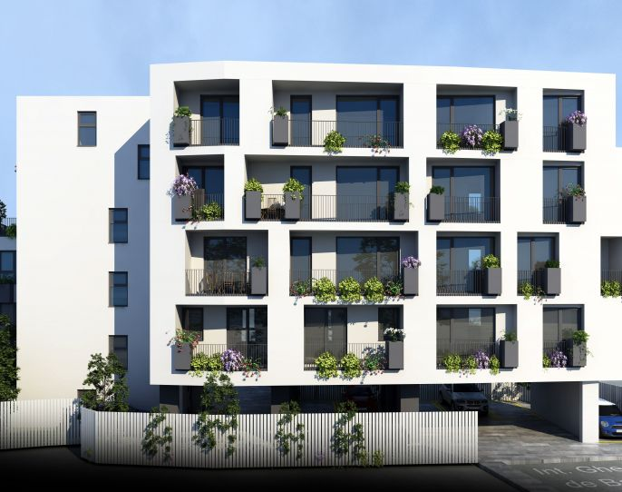 Boutique & modern II Urbanesque Residential II 2 camere  II Direct dezvoltator | CP530603